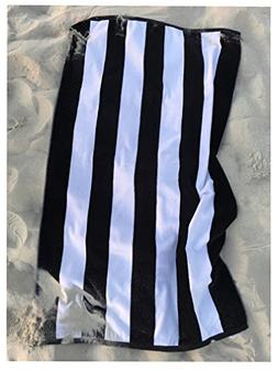 Consumable Depot %100 Cotton, Cabana, Stripe designed Beach,