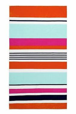 WOODROW - 100 % COTTON SUPER ABSORBENT BEACH TOWELS CLEARANC