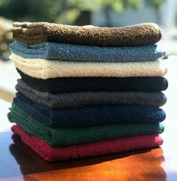 12 Pcs Hand towel Salon towel value pack 16x27 Soft and High