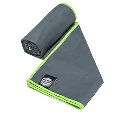 Youphoria Microfiber Quick Dry Travel Towel with Carry Case