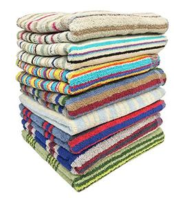 """Ruthy's Textile 28"""" X 57"""" 100% Cotton Soft Extra-Absorbent B"""