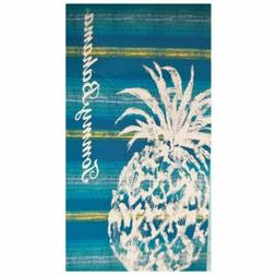 Tommy Bahama 40 x 70 Inches PINEAPPLE Beach Towel 100% Cotto