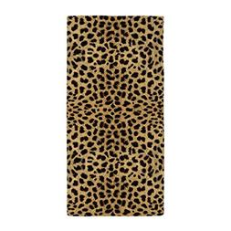 CafePress - Animal Print CHEETAH - Large Beach Towel, Soft 3