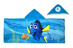 Disney Finding Dory Hooded Towel Wrap
