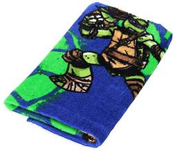Nickelodeon Teenage Mutant Ninja Turtles TMNT Green and Blue