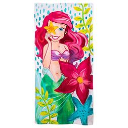Disney Ariel Beach Towel for Kids