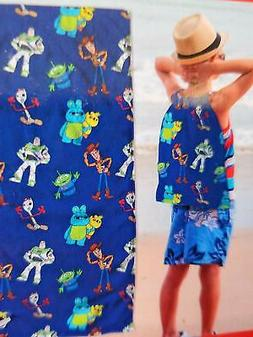 Back pack beach towel toy story 4