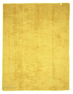 Bamboo Rayon-Cotton Towel – HUGE Towel-Blanket6.5 ft x 5 f