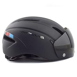 Base Camp Cycling Bike Helmet With Removable Shield