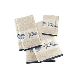 Bayside Cotton Bathroom Towels , Highly Absorbent Bath Towel