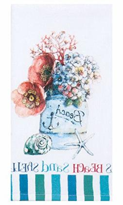 Kay Dee Designs Beach House Kitchen Towel One Size