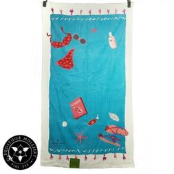 Kate Spade New York Beach Towel Cotton 40 Inches × 70 Inche