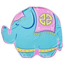 Simply Southern Beach Towel - Elephant