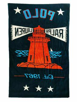 Polo Ralph Lauren Beach Towel Lighthouse Ralph Lauren Polo L