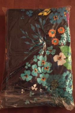Vera Bradley Beach Towel Midnight Blues NWT Retired Pattern