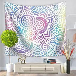 Alicemall Bohemian Tapestry Psychedelic Tapestry Beautiful F