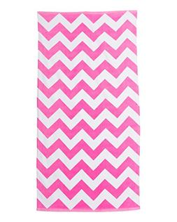Carmel Print Beach Towel