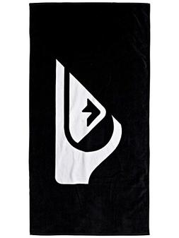 Quiksilver Chilling Beach Towel One Size True Black