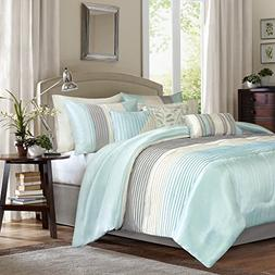 Madison Park Amherst Queen Size Bed Comforter Set Bed In A B