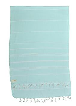 Bersuse 100% Cotton - Anatolia XL Blanket Turkish Towel - Ba