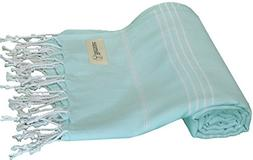 Bersuse 100% Cotton - Anatolia Turkish Towel - Bath Beach Fo