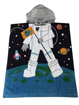 Athaelay Cotton Beach Towel For Age 2-7 Years Boy Toddlers a