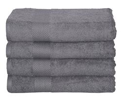 100% cotton towel set, 4 piece Bath Towel Set Turkish Towels