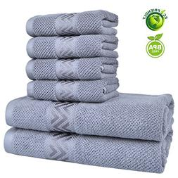 Vanca Cotton Towels Prime Soft Durable Absorbent Top Rated B
