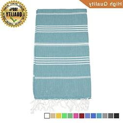 Exclusive District 100% Cotton Turkish Towel/Peshtemal for B