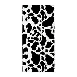 CafePress Cow Print Pattern Beach Towel