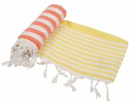 Quick-Dry Turkish Towel Beach Bath Pareo Sarong Fouta SandFr