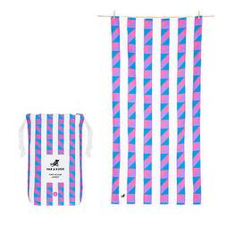 Dock and Bay Quick Dry Beach Towel - Solstice - Sand Free an