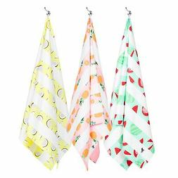 Dock and Bay Sand Free Beach Towel - Fruity Collection - Qui