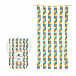 Dock and Bay Sand Free Beach Towel - Songkran - Quick Dry an