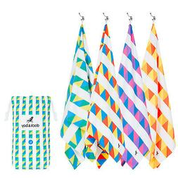Dock & Bay Sand Free Beach Towel - Festival Collection - Qui