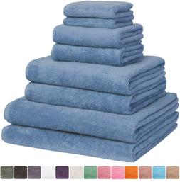 Fast Drying Extra Large Bath Towel Set, Decorative & Luxury