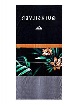 Quiksilver Freshness Beach Towel One Size Black