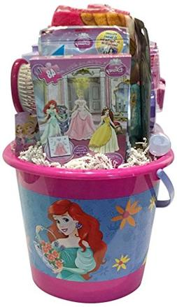 Disney Princess Princess Girl's Summer Birthday Gift Basket