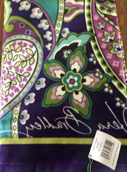 Vera Bradley Heather Beach Towel New with Tags NWT Bright Co