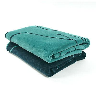 100% Cotton Oversized Towel Teal