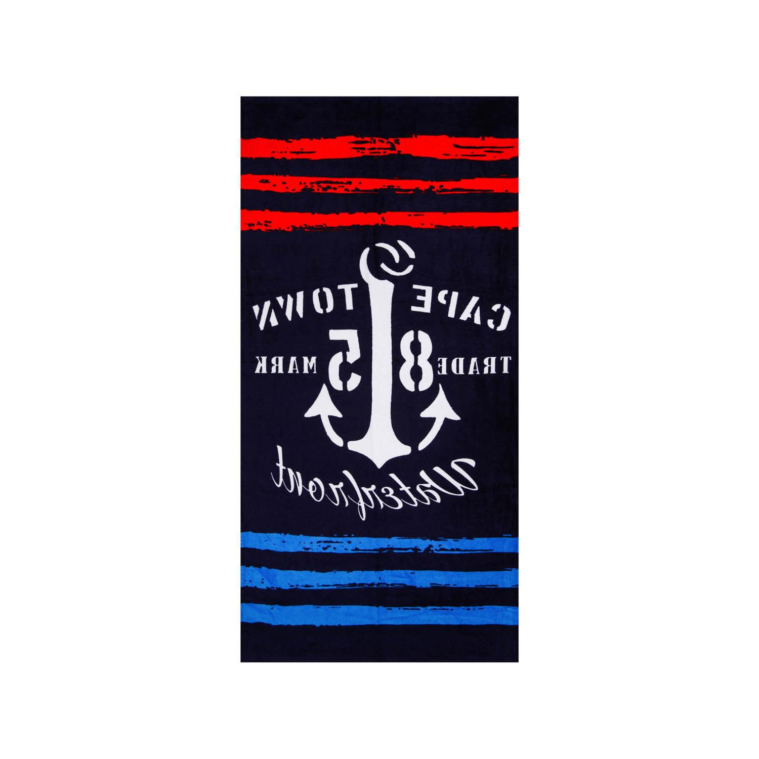 100% Turkish Beach Towel by