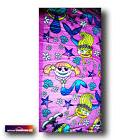 150x75cm Beach Pool Towel / Back Pack Childrens 100% Cotton
