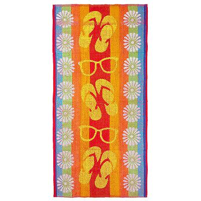 BEACH TOWEL 4PC