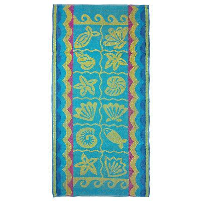KAUFMAN- BEACH TOWEL SET 4PC