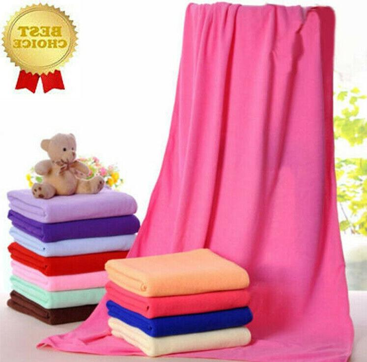 70x140cm Water Quick-drying <font><b>Microfiber</b></font> Cotton <font><b>Towel</b></font> Drying Shower