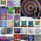 Square Mandala Hippie Tapestry Wall Hanging Gypsy Beach Towe