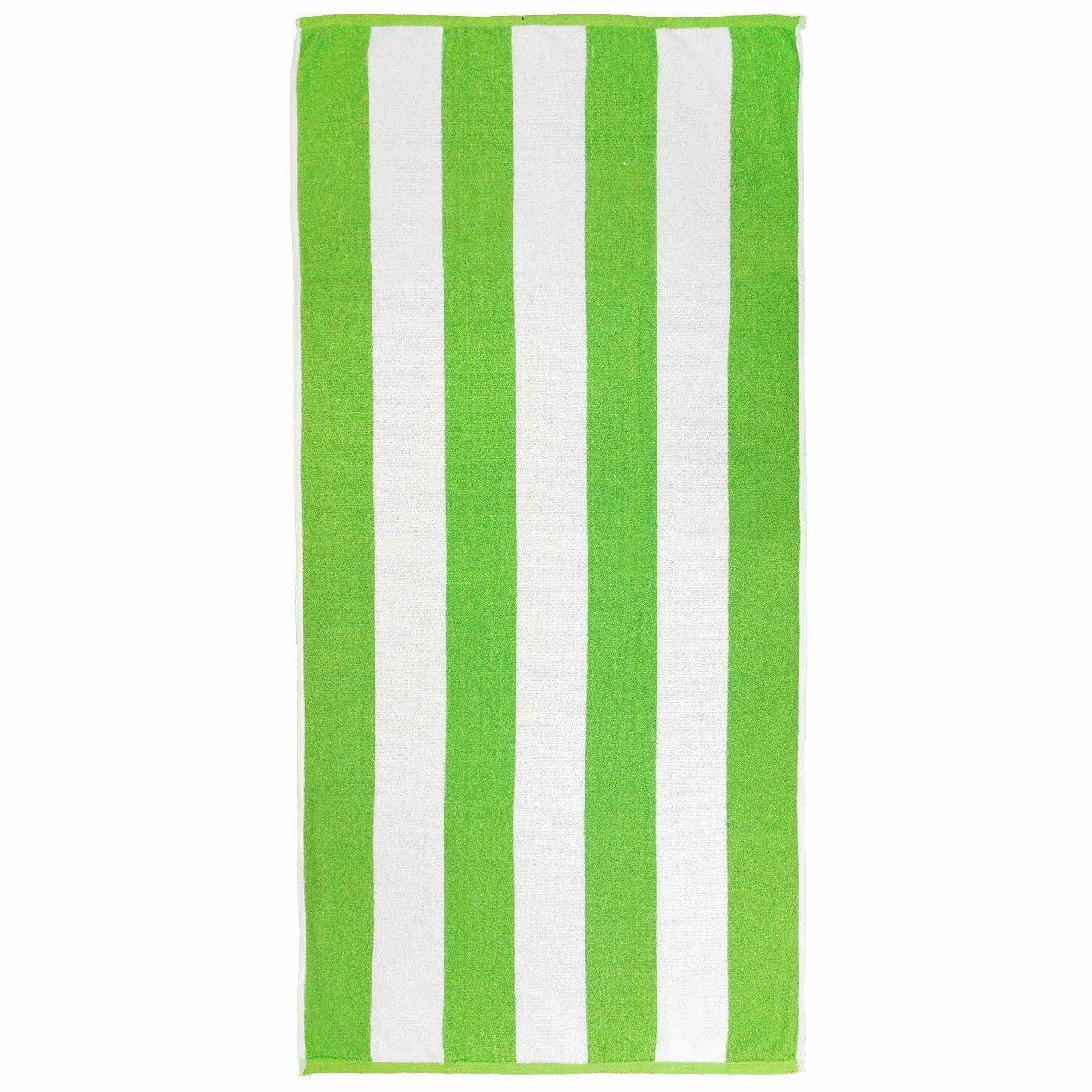 Kaufman-6-Pack Beach Terry Pool Cotton x