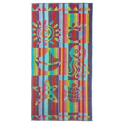 Terry Towel 4 Pc Colors