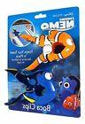 Dory & Nemo Towel Clips for Beach Chairs Cruise or Pool Loun