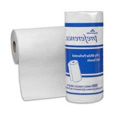 "GEP27300RL Perforated Towels,2-Ply,8-13/16""x11"",100 SH/RL,Wh"